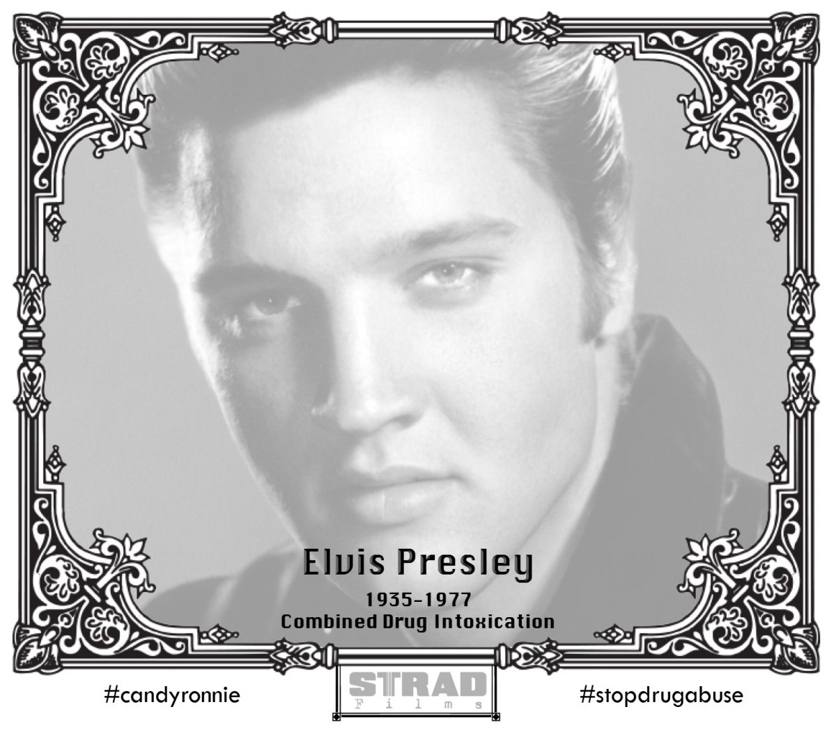 King of Rock'Roll Elvis Presley