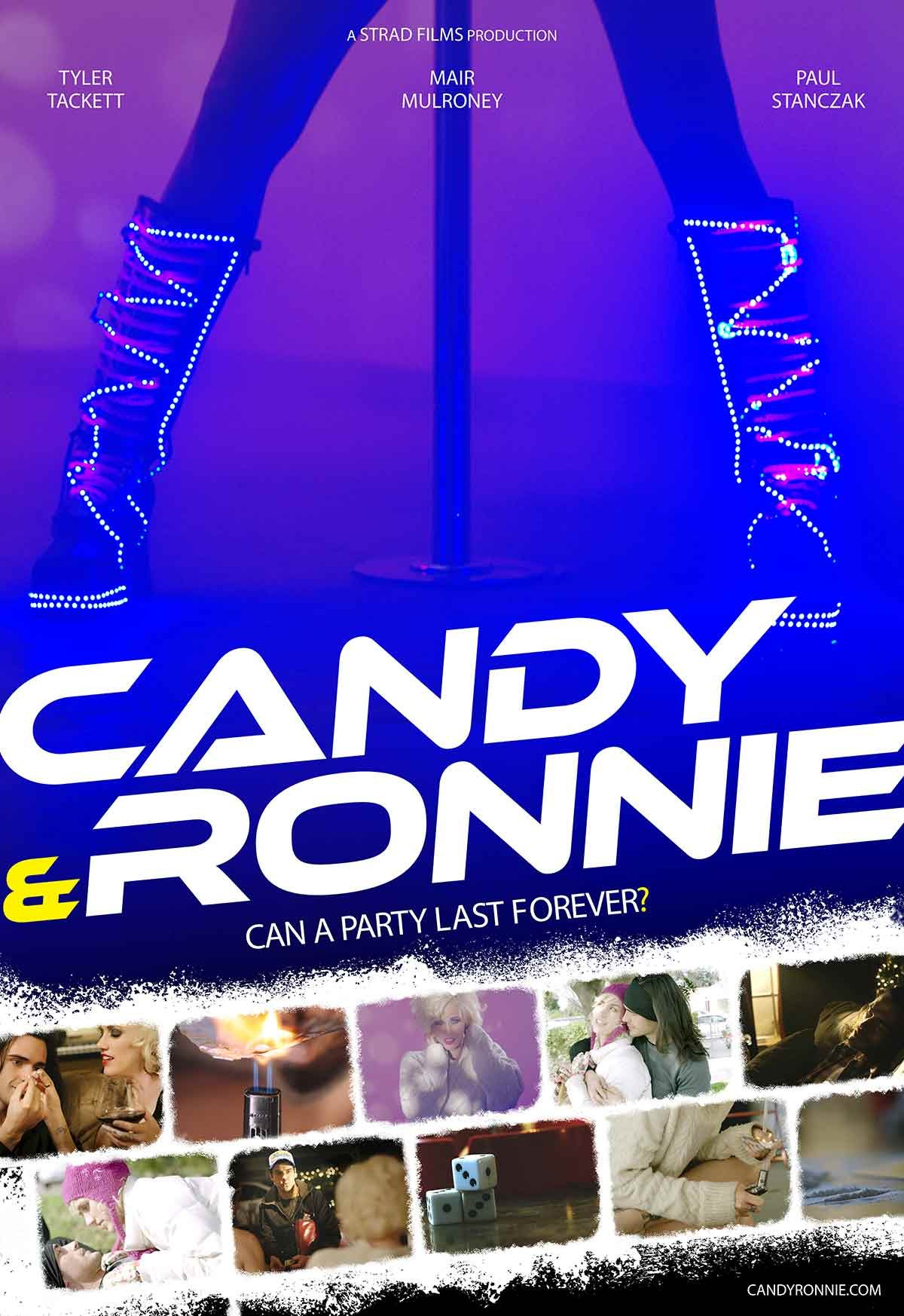Official Poster for Candy & Ronnie